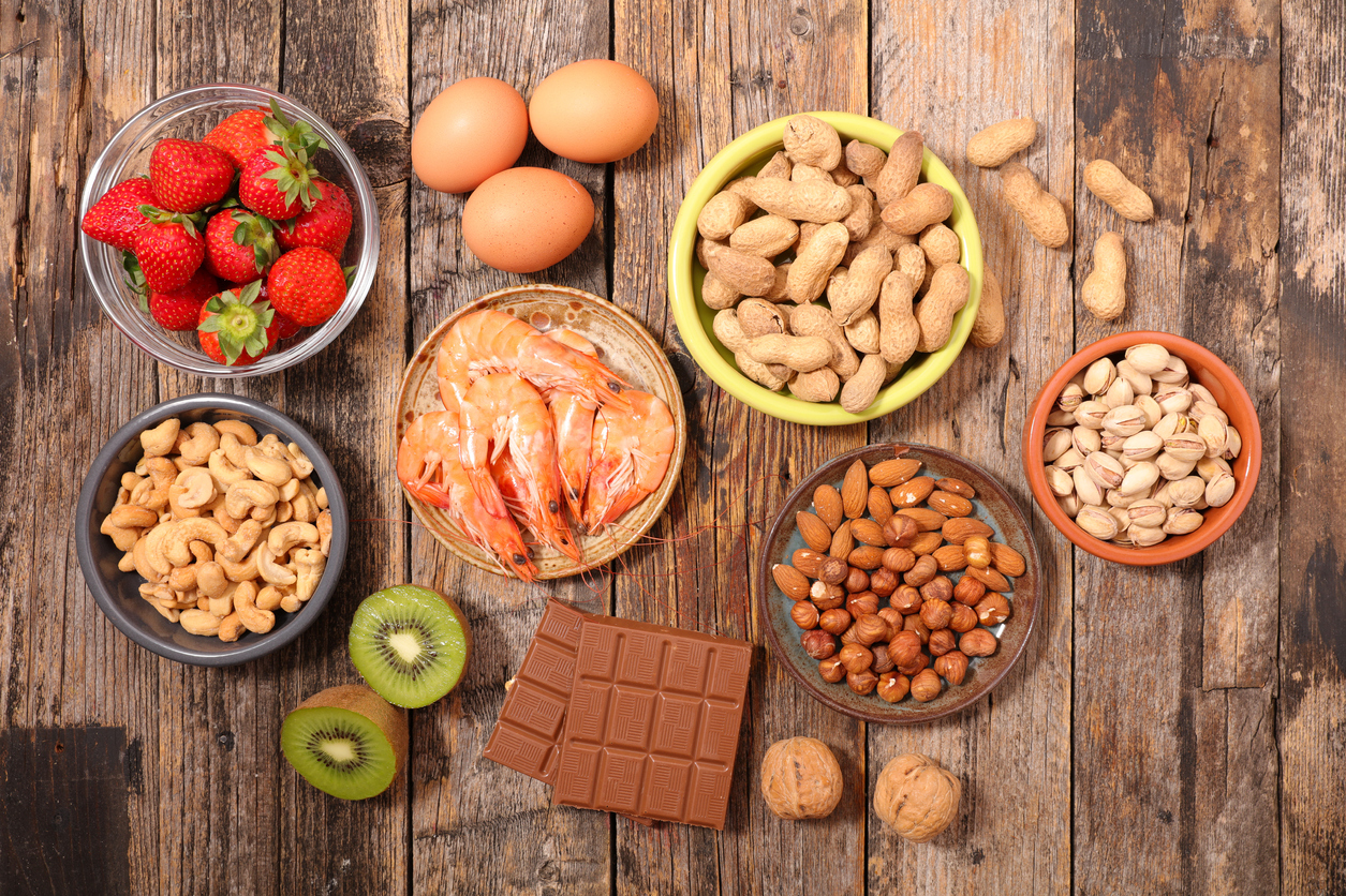 allergies - intolérances alimentaires
